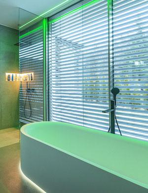 Eisenprobst Smart Home St. Johann im Pongau Badezimmer Badewanne