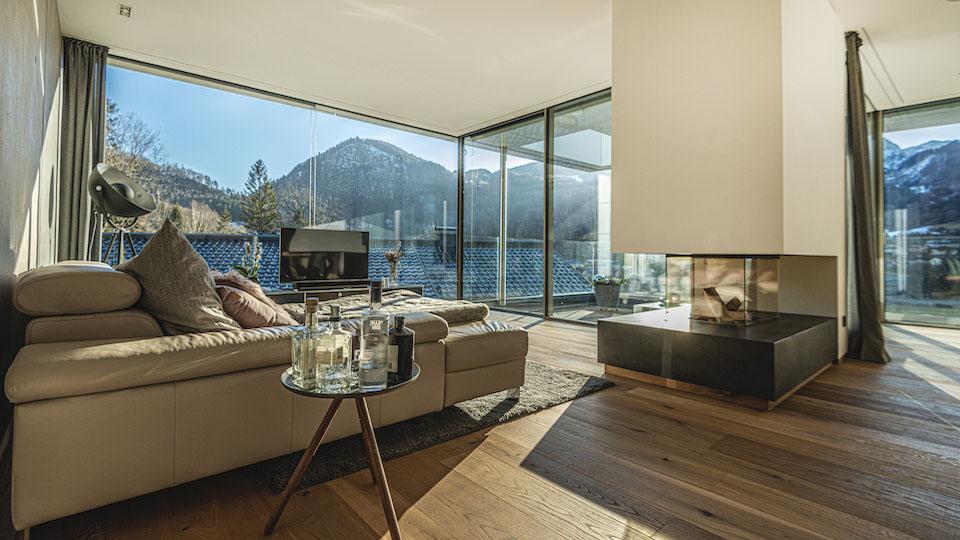 Eisenprobst Smart Home St. Johann im Pongau Wohnzimmer