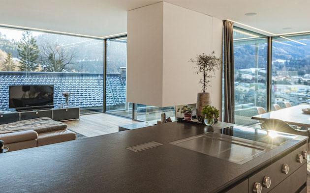 Eisenprobst Smart Home St. Johann im Pongau Wohnküche