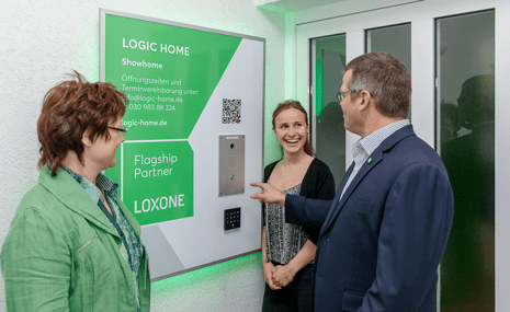 Loxone Flagship Partner Logic Home - Berlin & Leipzig