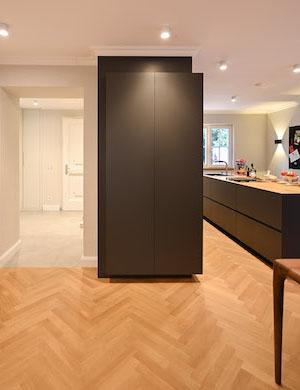 smotions Smart Home Projekt Küche
