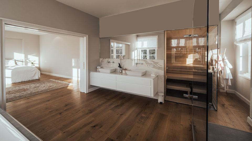 smotions Smart Home Projekt Badezimmer