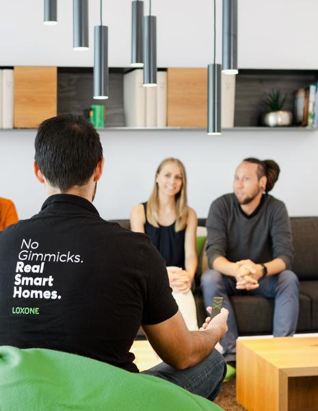 Loxone Smart Home Erlebnis Tour Erkelenz